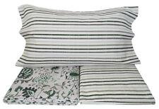 LENZUOLA 1 piazza in flanella di cotone per letto singolo Shine colore verde