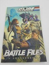 G.I.Joe Battle Files Sourcebook Graphic Novel