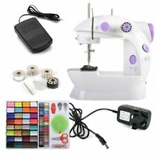 Mini Portable Hand-held Clothes Sewing Machine Home & Travel LED Electric