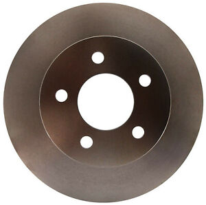 Disc Brake Rotor-Non-Coated Front ACDelco Advantage fits 02-07 Jeep Liberty