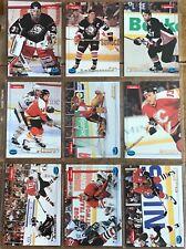 1996-97 SKYBOX IMPACT COMPLETE HOCKEY 1-175 CARD SET—GRETZKY..ROY..BRODEUR..