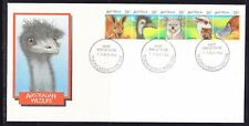 Australia 1986 Wildlife First Day Cover Toongabbie Nsw 2146