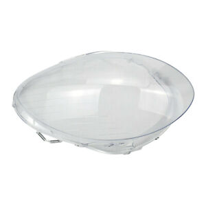 PC Left Front Headlight Clear Lens Cover Fit For Mercedes-Benz W251 2006-2009
