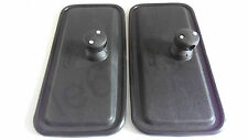 2 x IVECO Truck Mirror ANW AHW HW NW 01/74-> fits Left/Right Side non heated 14""