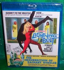 NEW OOP CODE RED LIGHTNING BOLT & RESURRECTION OF ZACHARY WHEELER MOVIE BLU RAY
