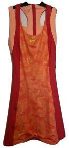 Nike Womens Premier Tennis Dress 683107 671 Size Small