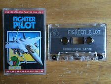 COMMODORE 64 (C64) - FIGHTER PILOT - GAME