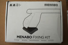 Menabo FIX026G Tema Roof Bar Fixing Kit - New & sealed in damaged box