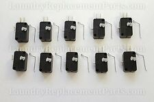 *10 Pack* Dexter Washer And Dryer Coin Drop Switch Kits Part #9732-126-001 New