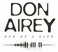 Don Airey-one of a kind 2 CD NUOVO