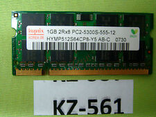 Hynix HYMP512S64CP8-Y5 AB-C ' 1 GB DDR2 RAM 2Rx8 PC2-5300S DDR2-667 ' #kz-561