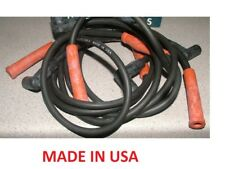 SPARK PLUG WIRES FORD ESCORT FORD EXP MERCURY LYNX MADE IN USA