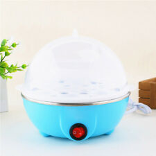 7 Egg Capacity Electric Poacher Auto Egg Boiler Steamer Breakfast Cooker Kitchen