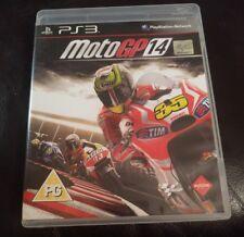 PS3 PLAYSTATION 3 Motogp gp 14 2014 game racing motorcycle motorbike