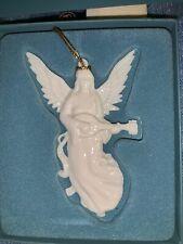 Lenox Harmony Angel Christmas Tree Ornament New In Box