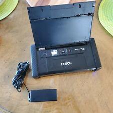 Epson WorkForce WF-110 Inkjet Mobile / Portable Printer w/ Original Charger