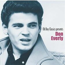 Oh Boy Classics Presents: Don Everly * by Don Everly (CD, Jul-2002, Oh Boy)