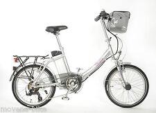 PEDELEC MOVENA AFH20, 36VOLT 15AH AKKU Faltrad Klapprad 20 Zoll E-Bike