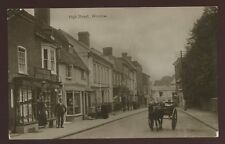 Bucks WINSLOW High St 1915 RP PPC J French