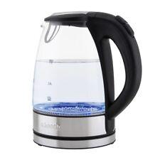 Design Echt Glas BOLLITORE CON LED 2.200 Watt 1,7l H. KOENIG bo28