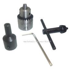 0.3mm to 4mm Drill Chuck Mount JT0 Taper Watchmakers Small Drill Bit Chuck Key