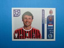 Panini Champions League 2011-12 n.509 Van Bommel Milan