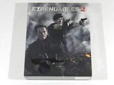 The Expendables 1&2 BLU-RAY STEELBOOK FILMARENA FAC FULL SLIP EDITION #365/500