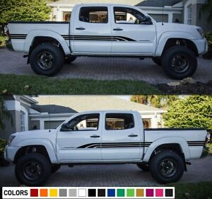 Decal Sticker stripe For Toyota Tacoma Mirror 2016 2017 2018 2019 off road Vinyl