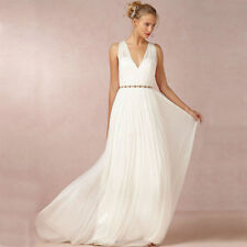 Chiffon Column/Sheath Sleeve Wedding Dresses