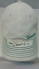 Taylormade Golf Tom Lasorda Hat Autographed Strapback Tournament Tmax Cap Dodger