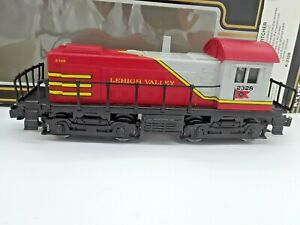 NIB-1990's K-Line Dual Motor S-2 Switcher (Leigh Valley RR)-#K2328. Read On!