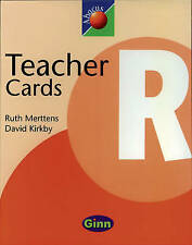 Teacher Cards: Part 1 (New Abacus (1999)) by Merttens, Ruth, Kirkby, David