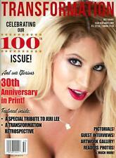 Transformation #100 - Transgender/Transvestite Cross-Dressing Lifestyle Magazine