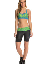 Zoot - Women's Performance Tri 6 inch short - Tribal/Black - Small