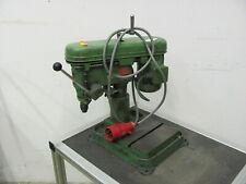 Wörner TIBO 6 - Tischbohrmaschine / Bohrmaschine - Uhrmacher / Siemens Schuckert