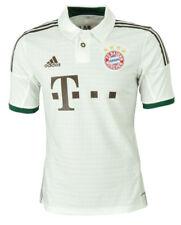 Adidas FC Bayern München AWAY Wiesn Trikot 13/14 wei�Ÿ Gr S M L XL 2XL 3XL