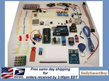 Ultimate Arduino starter kit UNO R3 Kit with RFID, LCD1602, Stepper motor & more