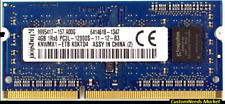 Kingston 4GB RAM (1x4GB memory)