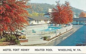 ag(U) Motel Fort Henry, Wheeling, West Virginia