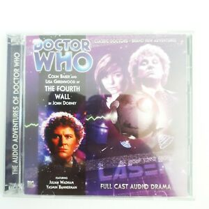 DOCTOR WHO: The Fourth Wall - Big Finish audiobook CD (157)