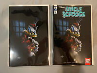 Scorpion Comics Disney Uncle Scrooge Vigin Set