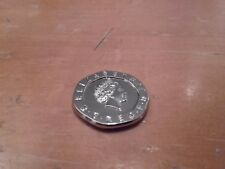 2008 Twenty Pence 20p Undated Mule Error Coin copy coin