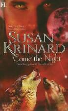 """VERY GOOD"" Come the Night, Krinard, Susan, Book"