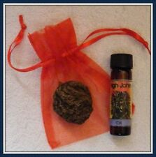 HIGH JOHN THE CONQUEROR ROOT & OIL KIT - Voodoo, Santeria, Wicca, Gothic