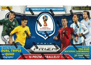 2018 Prizm World Cup Soccer Base Complete Your Set Pick From List 1-250