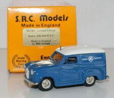 SRC MODELS 1/43 SRCM1 LTD ED - AUSTIN A35 VAN - RAC ROAD SERVICE