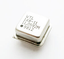 11.0592MHz Crystal Oscillator 1/2 Can Size 148-11 (20 pieces)