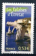 STAMP / TIMBRE FRANCE NEUF  N° 3815 ** LES FALAISES D'ETRETAT