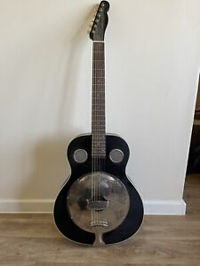 Fender Top Hat Resonator Guitar Read Description!