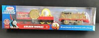GOLDEN THOMAS and Friends Trackmaster Motorised Engine Train Set DRUM Beat 2019